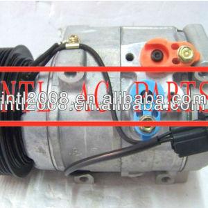 Denso 10s17c compressor para ar condicionado mitsubishi montero mr568288 mr500877 447220-3636 447220-3639