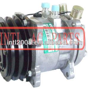 Universal ar condicionado uma/c compressor sanden sd5h11 6321 2a 12v 125mm