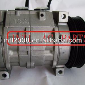 10s13c carro compressor de ar condicionado para suzuki aerio 2002-2007 95200- 65de0 9520065de0 447220-4581 447220-4580