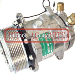 Universal ar condicionado uma/c compressor sanden 5h14 sd508 6656 4508 5712 8pk 12v 125mm four seasons 58650