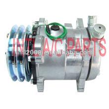 Universal ar condicionado uma/c compressor sanden sd5h11 507 sd507 2a 24v 125mm