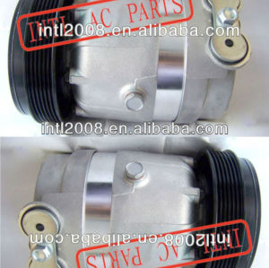 Delphi v5 carro ar condicionado compressor ac para chevrolet lumina ls 2002-2004 2003 1135257 1135465 um/c bomba