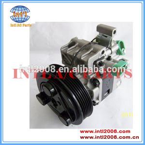 Panasonic compressor ac, ar condicionado gj6a-61-k00b gj6a-61-k00f gj6a-61-k00c h12a1af4dw h12a1af4a0 para mazda 3, cx-7 2006