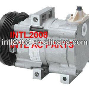Ford FS10 ar condicionado compressor ac para Ford 17BYU-19D629-AA 93BW-19D629-EA 93BW-19D629-EB 1018496 1035432
