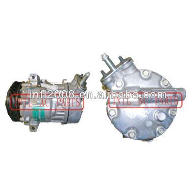 Sanden 12759394 sd7v16 7v16 1264 ar condicionado( um/c) compressor para saab 9-3 l4 2.0l 2005-2008