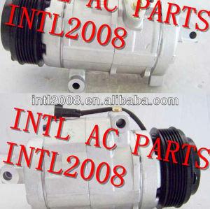 Denso 10s20c ar auto ac compressor ford edge lincoln mkx 3.5l 6pk pv6 8t4z- 19703- um 7t4z- 19703- um 8t4z19703a 7t4z19703a 2007-2010