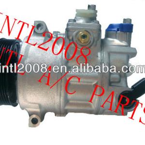 Pxe16 sanden compressor ac para audi a3 a4 a6 vw caddy/golf/touran/polo/jetta/passat seat skoda octavia 1k0820859f