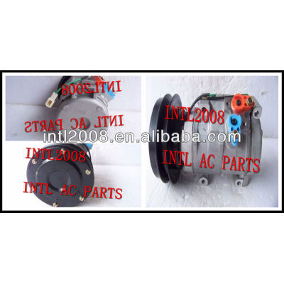 Ac compressor 10s17c escavadeira komatsu 447220-4052 447220-4053 447220-4781 20y-979-6121 447220-5506 1131243