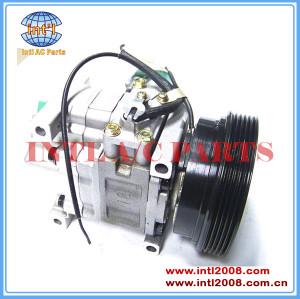 Auto um/c compressor de ar condicionado compressor para mazda 323 1. 8 2. 0/pupilo protege5 2.0l h12a0ah4ju bj1h-61-450 bk6e-61-450 h12a1aa4d