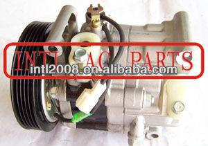 Ac compressor de ar condicionado para suzuki sx4 95201- 80ja0 95201- 80ja0o 95201-8ojao 95200- 80ja2 v08a0aa4aj