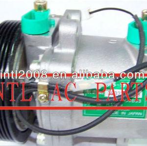 Seiko- seiki ss96d2 ac compressor de ar condicionado para bmw z3 318i 318is 64528385715 64528391474 64529069547