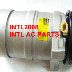 Hr6 6pk com compressor ac, ar condicionado 1136502 57969 88969 para chevrolet astro g10 g20 g30 gmc g1500 g2500 g3500 safari
