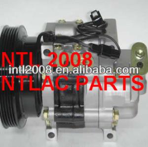 Panasoni compressor de ar condicionado para mazda mazda 626 mx- 6, ford probe gb6h-61-k00a gb6h-61-k00 n13a1ab4 n13a1an4mg n13a1an4h