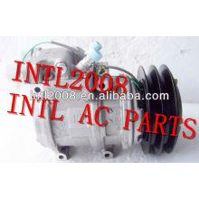 Denso 10pa17c bb 2pk 24v compressor ac universal compressor de ar condicionado auto 10pa17c um/c kompressor