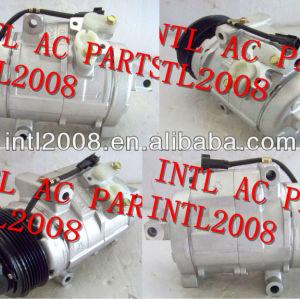 Carro compressor ac para mazda cx-9 cx9 3.5l td15-61-450a td1561450a td15-61-k00 td1561k00 denso 10s20c compresor de ar condicionado