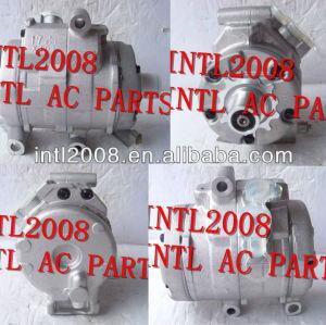 W/s embreagem carro compressor ac para denso 10s17c auto ar condicionado compresor do ar condicionado para chevrolet colorado/hummer