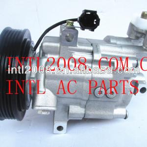 Dkv08r ar condicionado comrpessor para nissan micra k12 2002-- 2007 5060216860 9460217342 5060216861