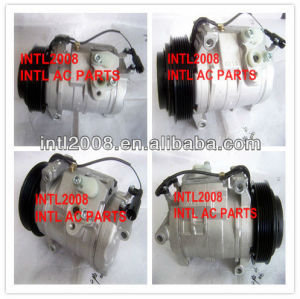 Denso 10s17c-- 6pk compressor ac, ar condicionado 000-234-35 11 0002343511 4472204004 para dodge sprinter mercedes-benz sprinter