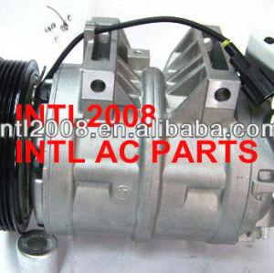 Dks17ch ar condicionado compressor ac para serena nissan urvan patrulha 92600-cx000 92600cx000 506012-0231 506211