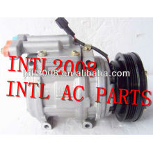 Denso 10pa15c auto compressor da ca 2208-6013a 22086013a 2208-6013 22086013 para daewoo solar v escavadeira