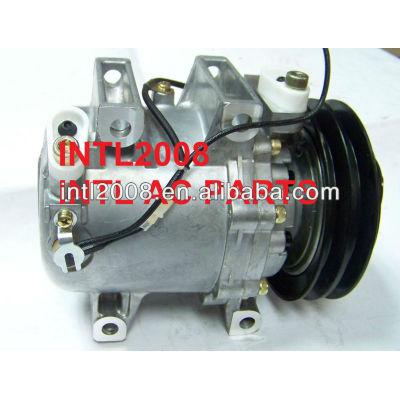 Calsonic cr14 compressor de ar condicionado para isuzu dmax kb 250 300 2.5d 3.0td 8973694150 897369 4150 7897236-6371