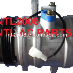Delphi Harrison SP-10 compressor de ar condicionado para Daewoo Matiz Chevrolet Matiz SP10 717778 96568208 96568210 717855 717860