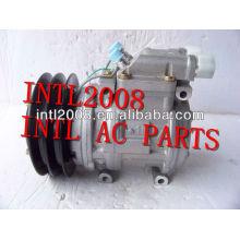 Denso 10pa15c ac compressor de ar condicionado para uso universal, com embreagem 2pk bb
