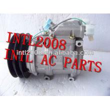 denso 10pa17c ar condicionado comp universal ac compressor com a embreagem 2pk bb