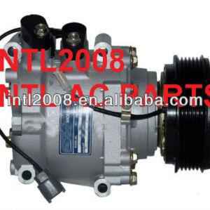 Trs090 sanden compressor ac para honda civic 38810-pde-e02 38800-plc-006 38800-pde-e010 38800-pla-e021-m2