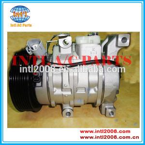 Auto ar condicionado compressor para toyota vios 06 com embreagem pv6 88320-od030 88320od030