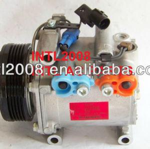 Auto ar condicionado compressor msc60cn para mitsubishi carisma colt lancer spacestar 1998-2006 akd200a071 akc200a072 mr398278