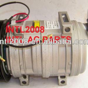 Seltec tm-21 tm21 dks22 auto compressor da ca para shuttle bus, tractores, agricultura, aplicações industriais, 435-47244 488-47244