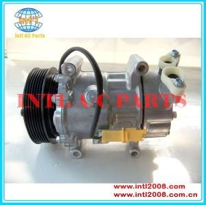 SD6V12 1439 air compressor for Peugeot 206 307 Bipper Partner /Citroen 6453JL 6453LN 6453LF 6453JP 9646273880 6453LS 6453KS factory in China