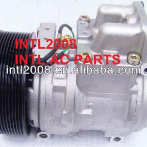 Ar condicionado compressor compressor 10pa15c para caminhões mercedes benz 5412300011 5412300111 5412301011 a5412300011447100-6381