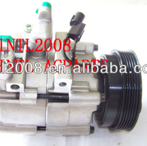 Hcc HS18 COMPRESSOR de ar condicionado para Hyundai Santa Fe Santa Fe / Kia Magentis 97701-26200 F500-BBWBB-08 9770126200 97701-3A670