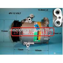 Ac auto um/compressor ac para opel astra 98-05 1854103 93176857 90559889