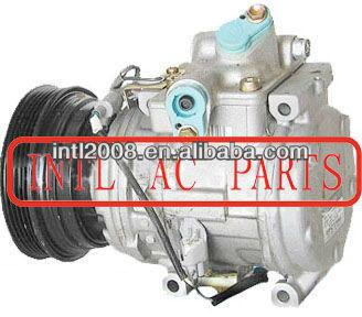 Denso 10pa15l 88320-42050 447200-1631 8832042050 4472001631 ac auto compressor do ar condicionado para toyota rav4 rav-4 2.0l