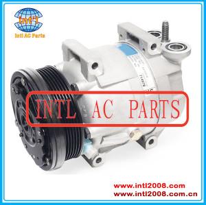 96539394 96801208 96539389 para delphi v5 auto ar condicionado compressor ac para chevrolet aveo/aveo5/pontiac wave
