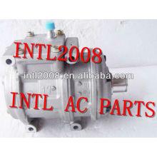 Denso 10pa17c comp w/s cl embreagem auto ac compressor para ar condicionado chrylser honda toyota