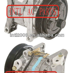 Dkv14d nissan 200sx sentra 6pk ar compressor ac montagem 92600- 86y20 92600- 68y20 9260086y20 9260068y20