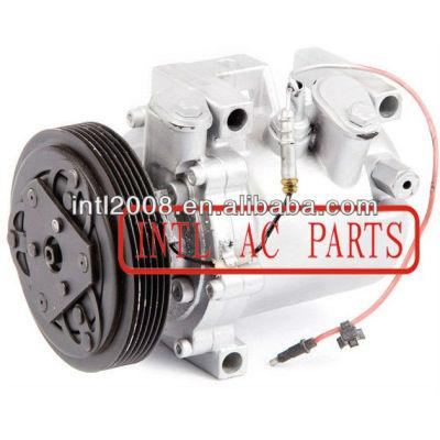 Ss121dn ac auto compressor do ar condicionado saab 900 1994-1998 l4 2.0l 2.3l 4759148 4632063 4634895 4230454