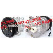 Ac auto dks17ch bomba de compressor de ar condicionado para isuzu opel 8-34376-097-0 8943760970 506211-1860 506011-3350