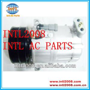 71787377 71787379 55189005 8627 Sanden PXV16 : PV6+pv5-120mm  auto air con ac compressor for Alfa Fiat Croma II 2.4  China auto air conditioner factory