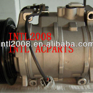 Ar conditionig compressor com a embreagem pv7 para honda accord 2008-2009