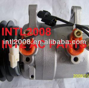 Zexel dkv14c calsonic nvr140s compressor de ar condicionado para caminhonete nissan nissan pathfinder 92600- 01g02 92600- 2s400 506021-112