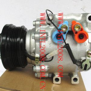 Sanden trs090- pv4 compressor ac, ar condicionado sanden 4953/3005 bc1m-61-450a bc1m61450a para mazda protege 1.5l 1.8l