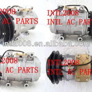 Denso 10p15c auto compressor da ca para mitsubishi delica 4d56t 1995> 2004 csa201a148 447200-7744 dr1015c mr175655 4472007744