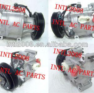 5PK Denso SCSA06C de ar compressor carro ac para Toyota Corolla / Toyota Yaris Verso Van 1.4 D4D 88310-0D180 88310-52421 447260-7350