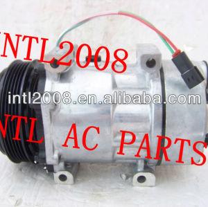 Sanden SD7H15 SD709 compressor para Renault caminhões Renault Premium prémio distribuição rota 501041-2961 5010483099 5001858486