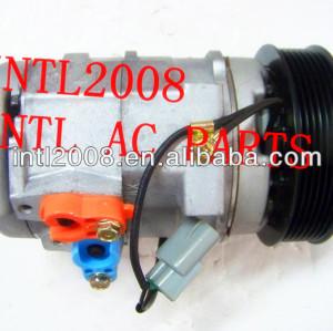 Denso 10s17c- 7pk-120mm compressor ac, ar condicionado 88320-26600/4472606250/8831025220/883100k270 para toyota land cruiser